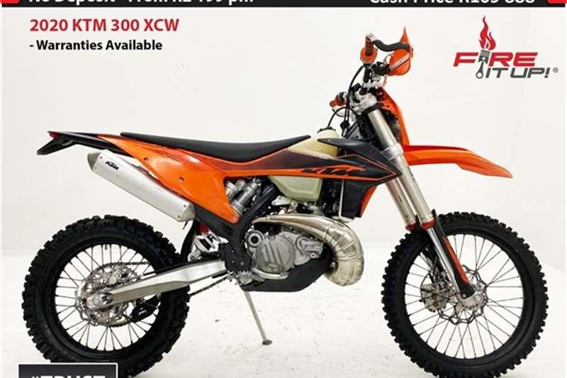 KTM 300 XCW 2020