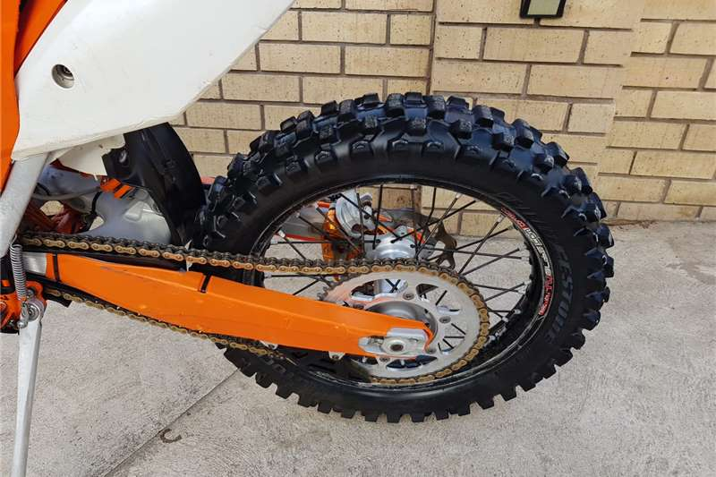 Used 2015 KTM 300 XCW
