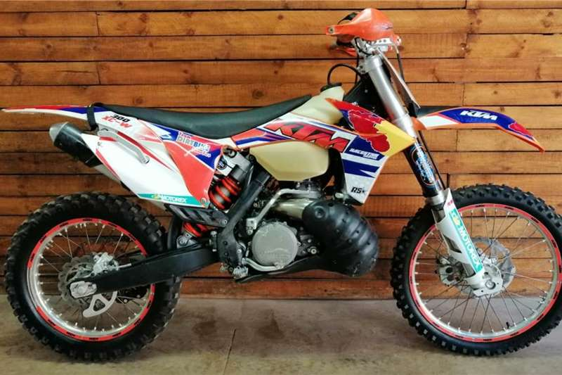 2012 KTM 300 XCW