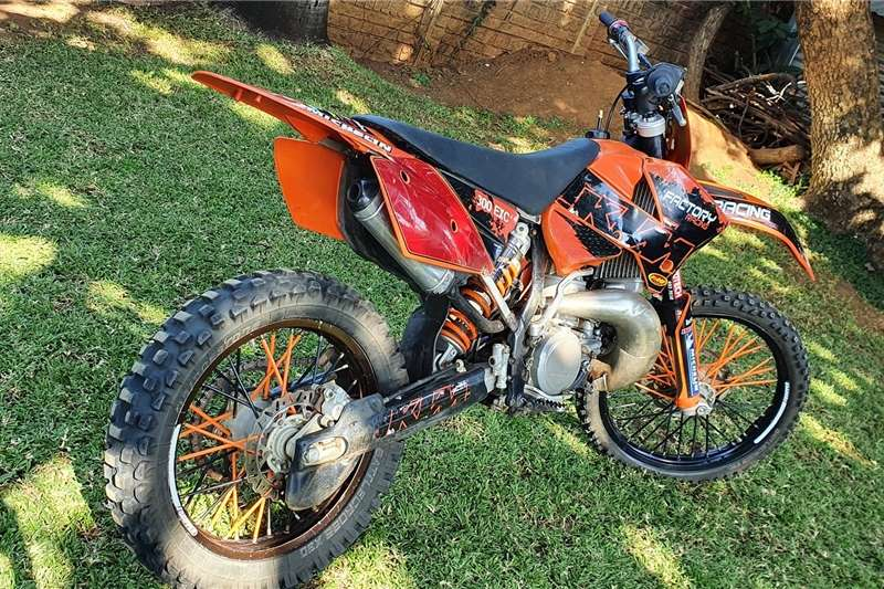 Used 0 KTM 300 XCW
