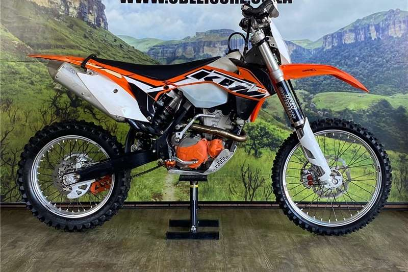 Used 2014 KTM 350 EXC-F