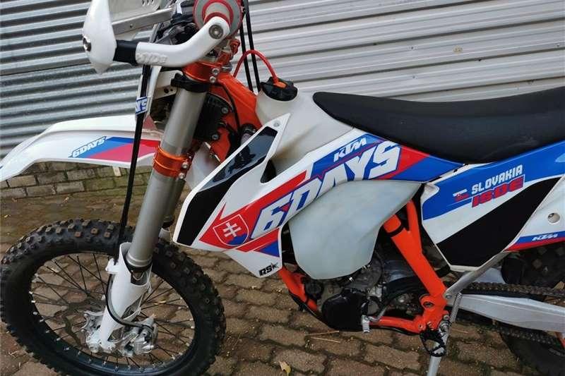 Used 2014 KTM 350 EXC-F SIX DAYS