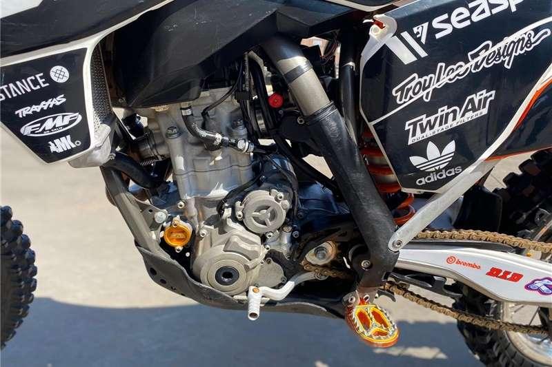 Used 2013 KTM 350 SX-F