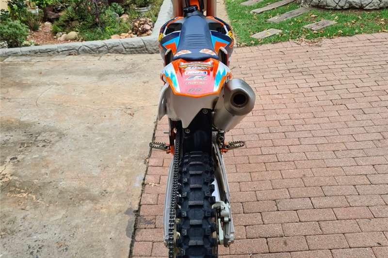 Used 2015 KTM 350 SX-F