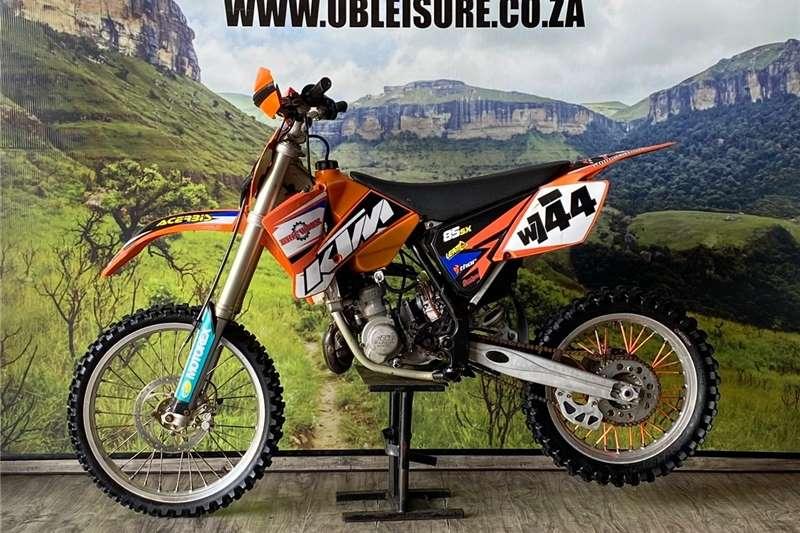 KTM 390 Duke 2004