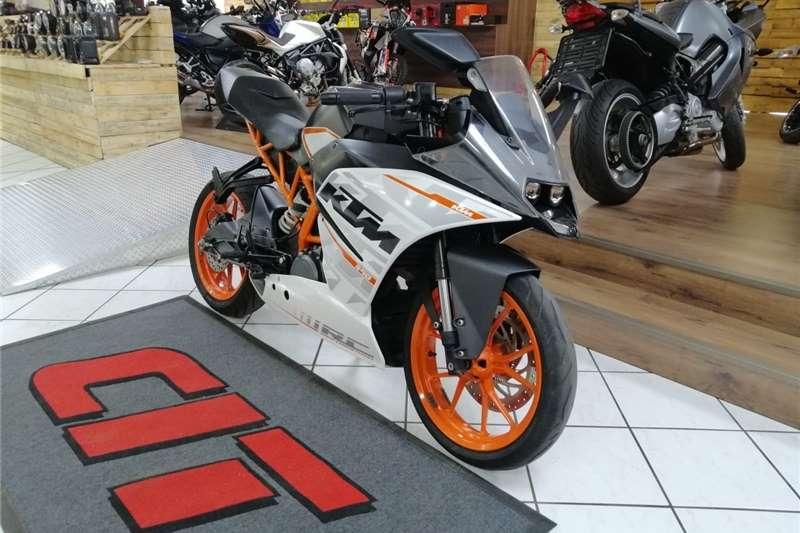 2015 KTM 390 Duke