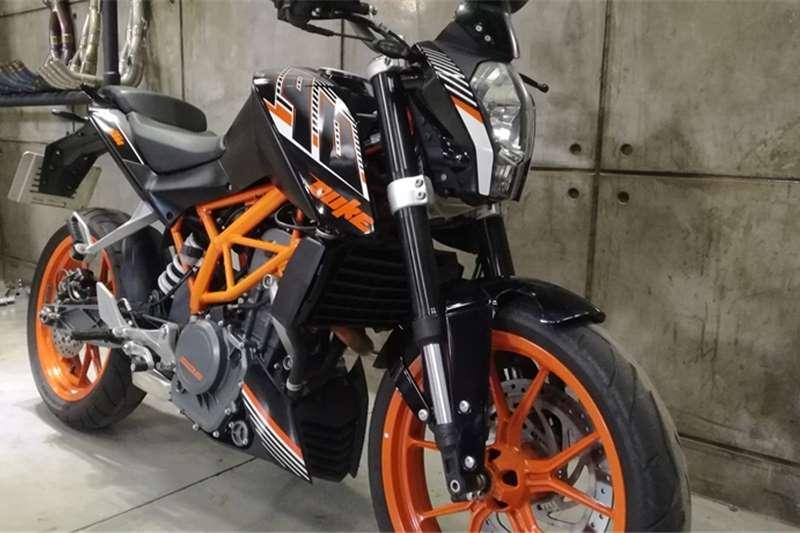 Used 2016 KTM 390 Duke