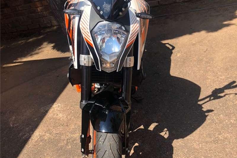 Used 2017 KTM 390 Duke
