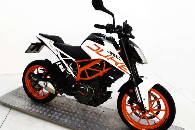 Used 2018 KTM 390 Duke