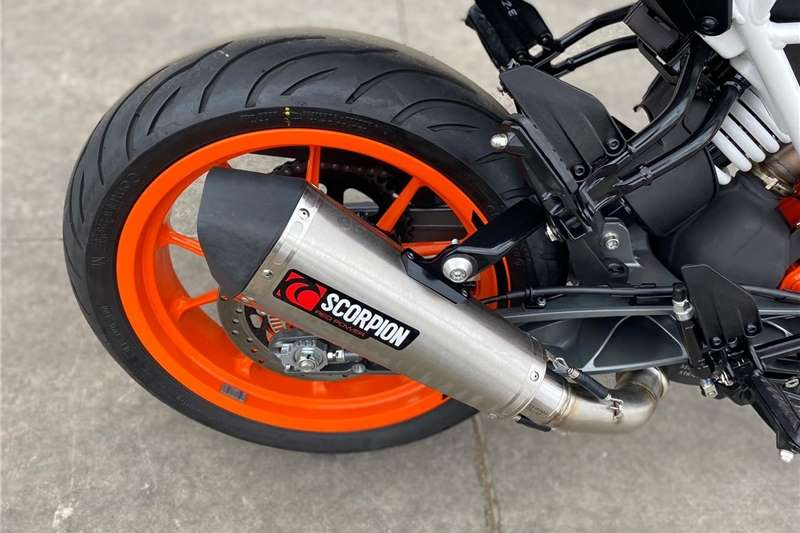 Used 2021 KTM 390 Duke