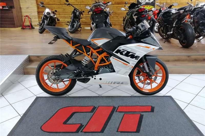 Used 2015 KTM 390 Duke