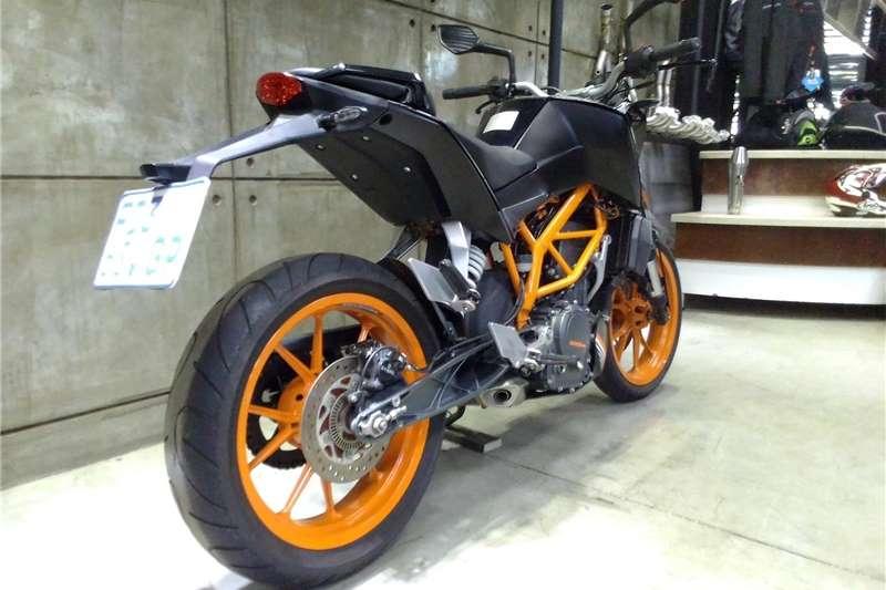 Used 0 KTM 390 Duke