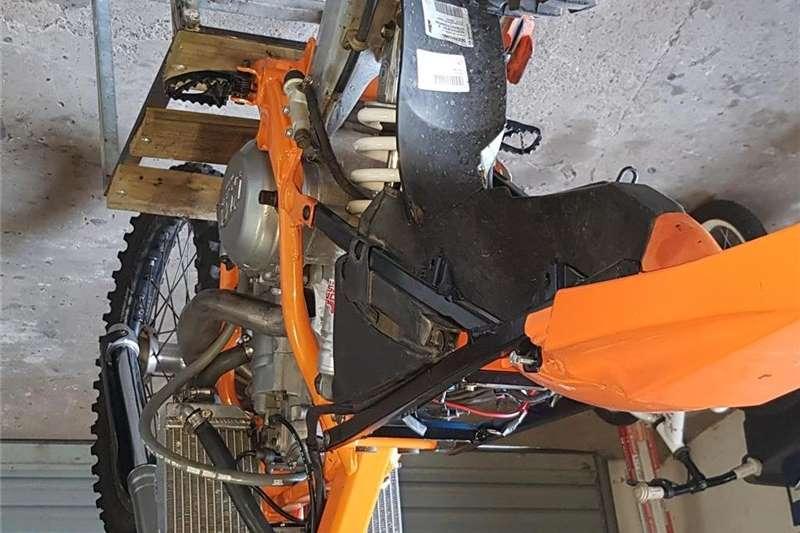 Used 2000 KTM 450