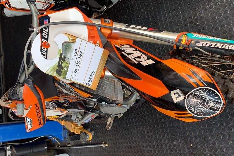 KTM 450 2009