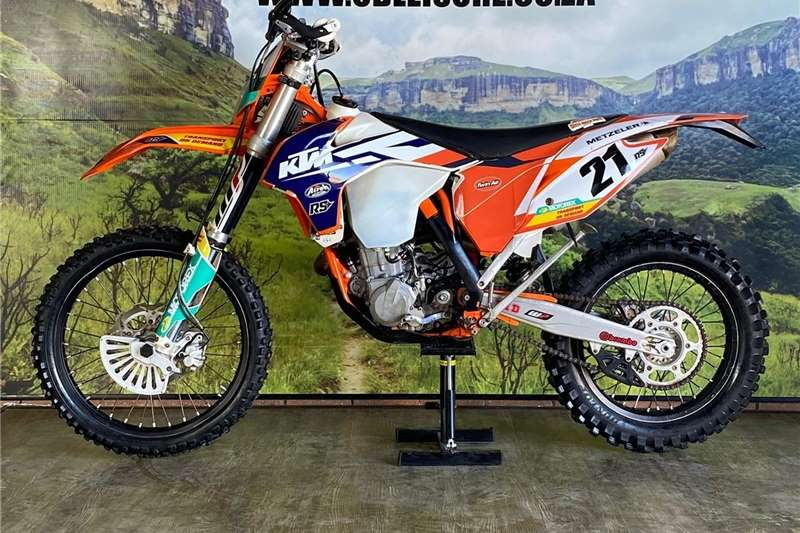 KTM 450 2016