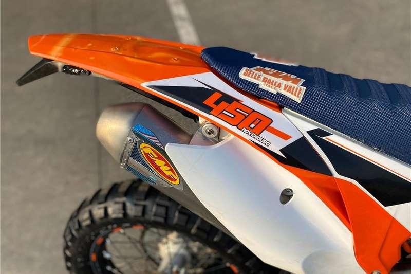 Used 2015 KTM 450