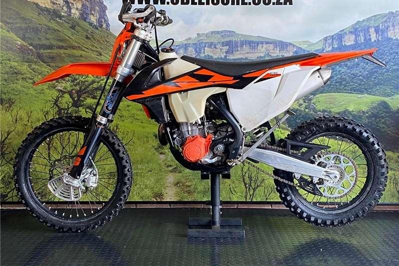 Used 2018 KTM 450