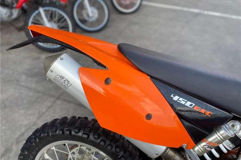 Used 2005 KTM 450