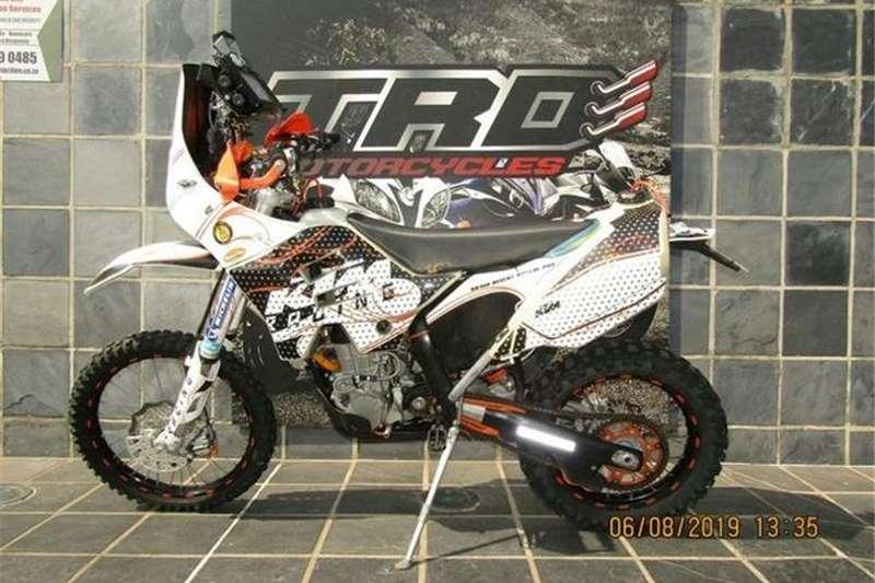 2011 KTM 450