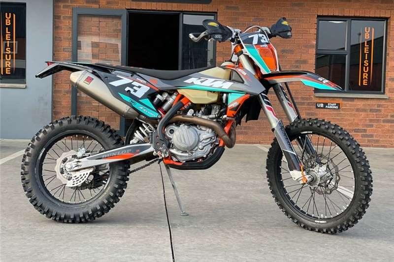 Used 2017 KTM 450