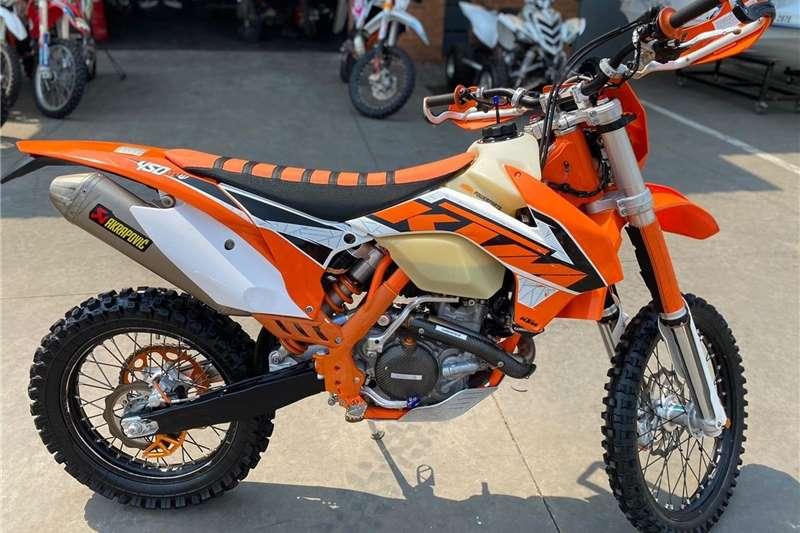 Used 2016 KTM 450