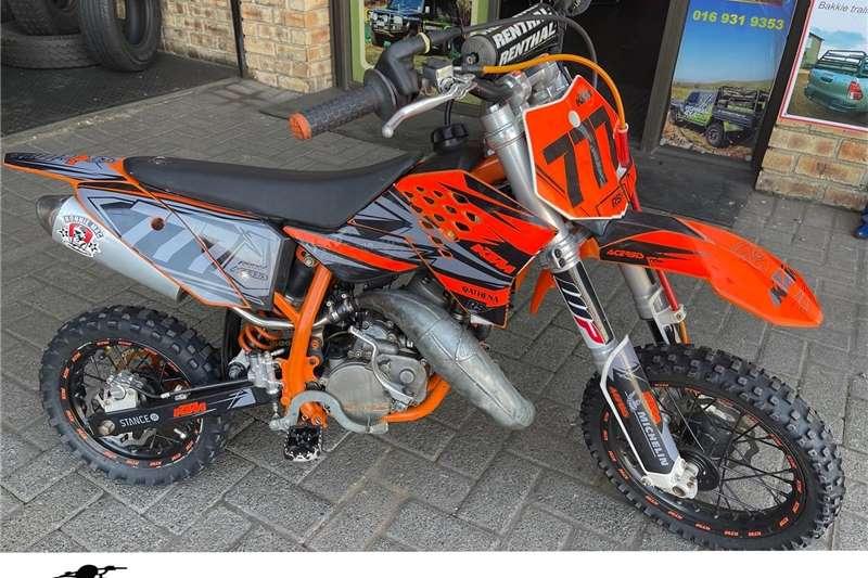 Used 2011 KTM 50