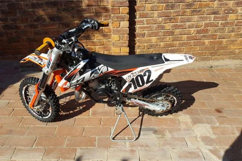 Used 2017 KTM 50