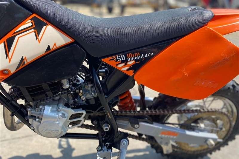 Used 2008 KTM 50