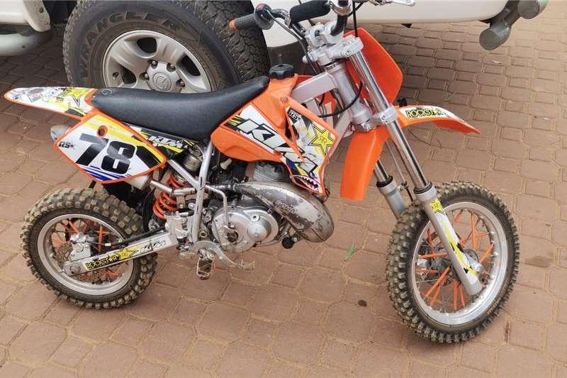 Used 2005 KTM 50SX