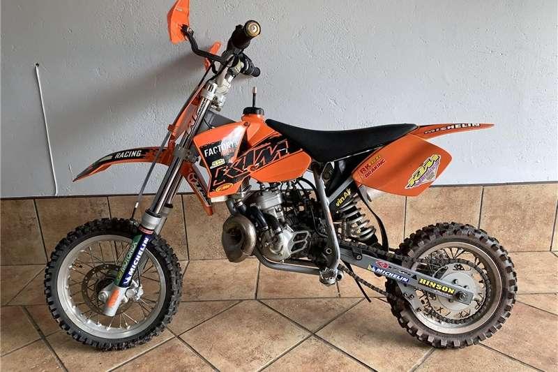 KTM 50SX 2006