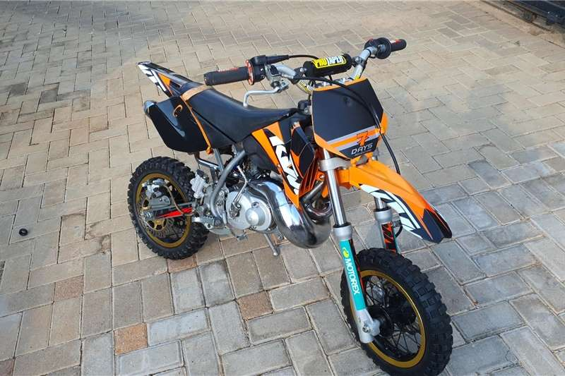 Used 2008 KTM 50SX