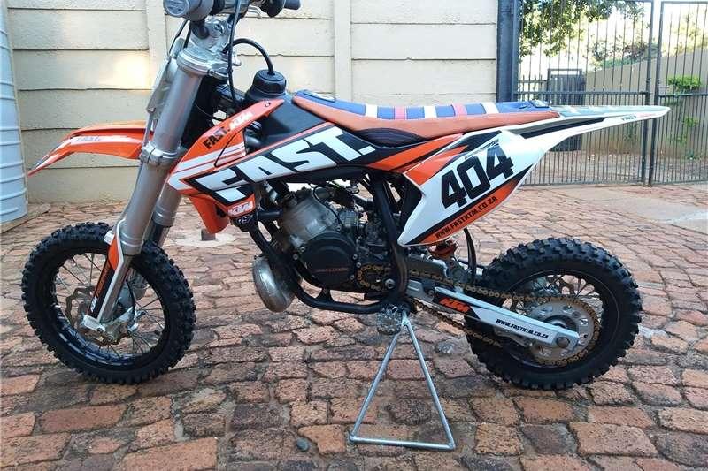 2016 KTM 50SX
