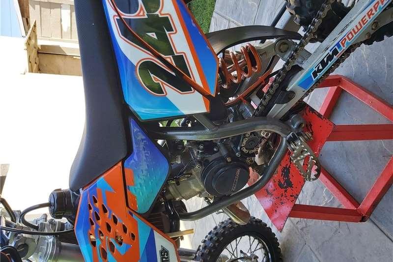 Used 0 KTM 50SX