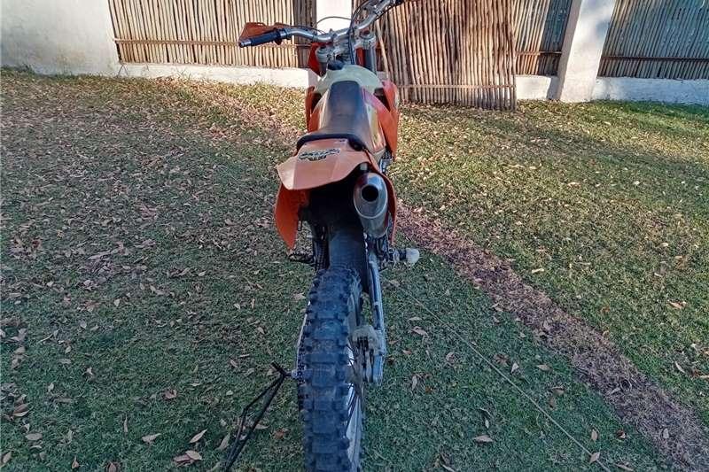 Used 2002 KTM 520 EXC