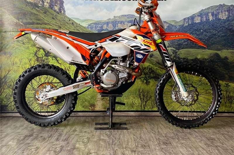 2016 KTM 520 EXC