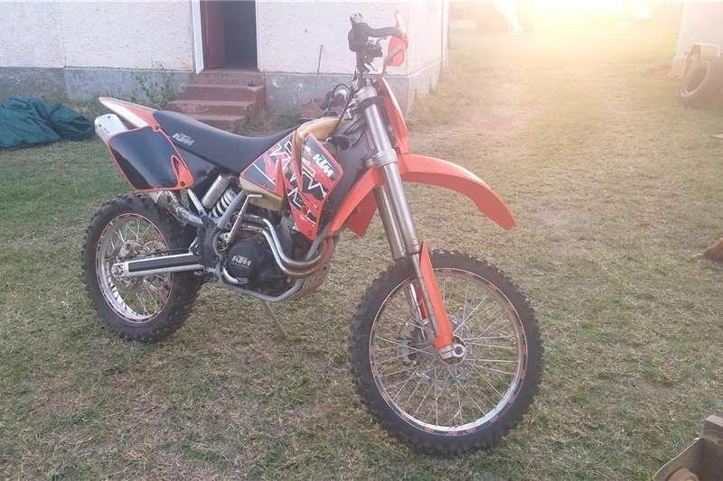 Used 0 KTM 520 EXC