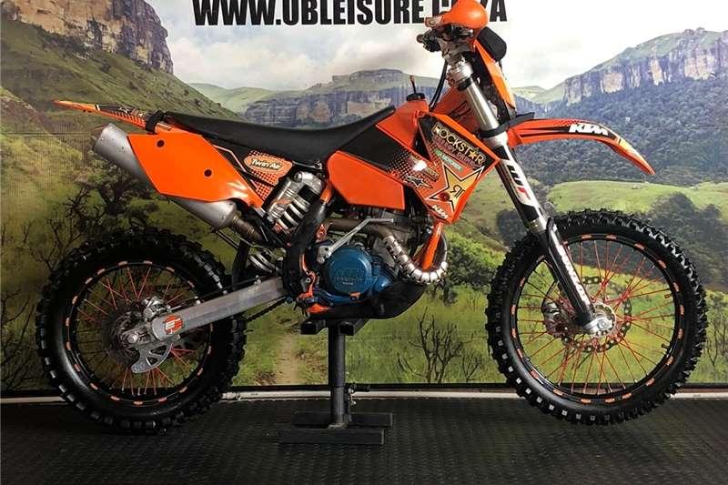 Used 2004 KTM 525 EXC