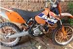 KTM 525 EXC 0