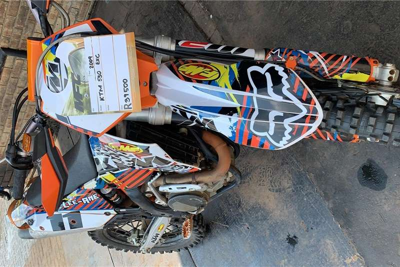 KTM 530 2009