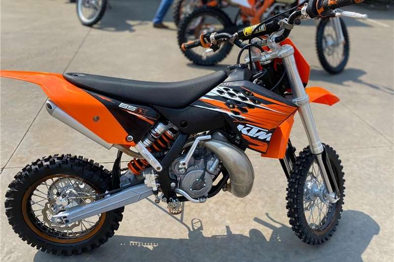 Used 2010 KTM 65SX