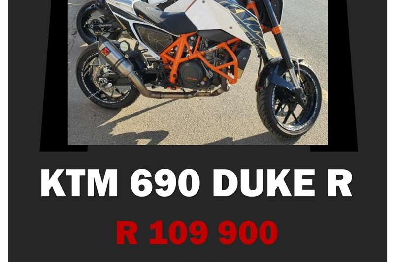 Used 2013 KTM 690 Duke
