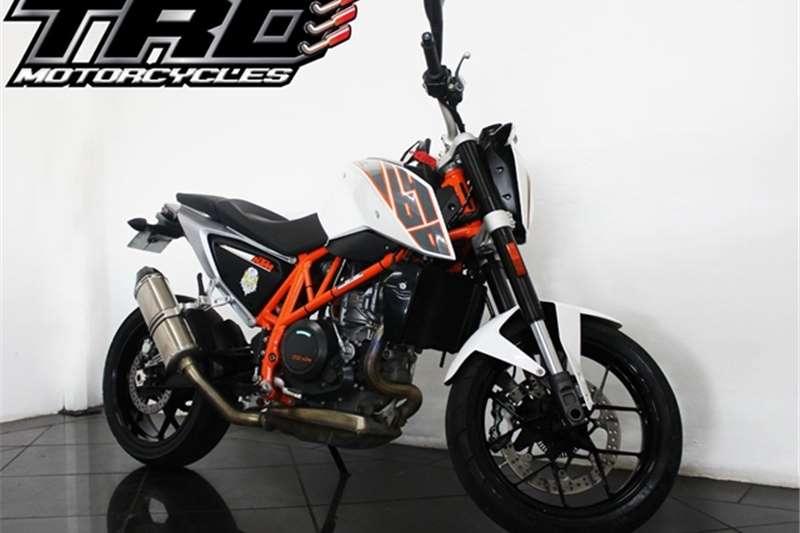 Used 2014 KTM 690 Duke