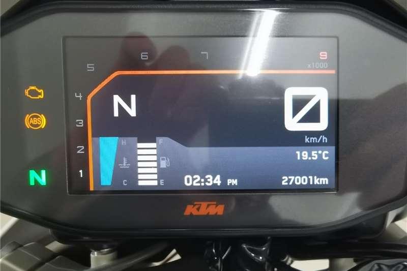 Used 2016 KTM 690 Duke