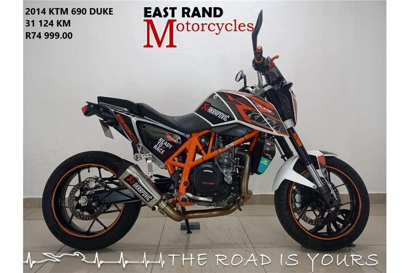 KTM 690 Duke (finance available) 2014