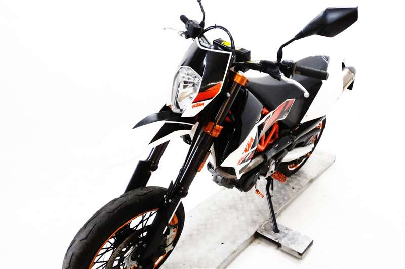 Used 2022 KTM 690 Enduro R