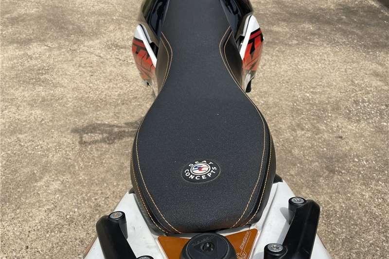 0 KTM 690 Enduro R