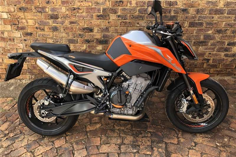Used 2018 KTM 790 Duke