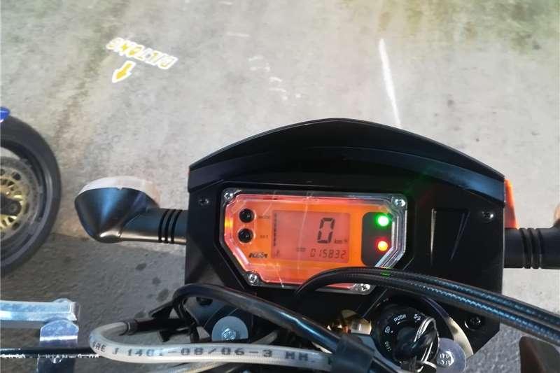 Used 2007 KTM 950
