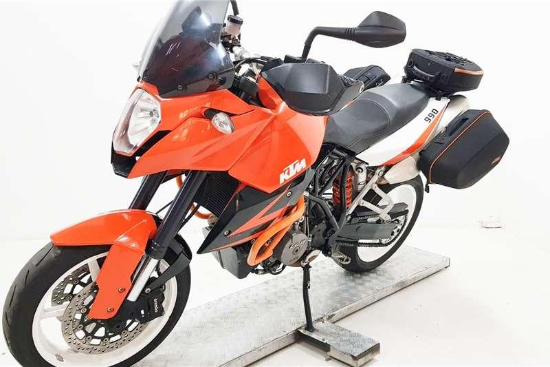 KTM 990 2010