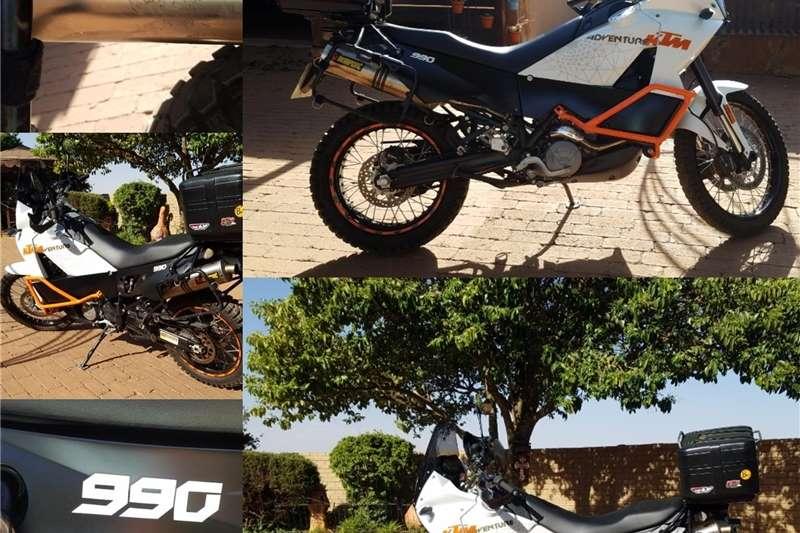 Used 2008 KTM 990